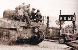 4 giugno 1944 – Roma è libera!