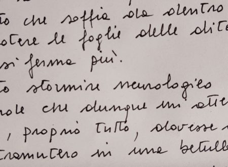 """""""Questo stormire neurologico"""". Da Valerio Magrelli"""