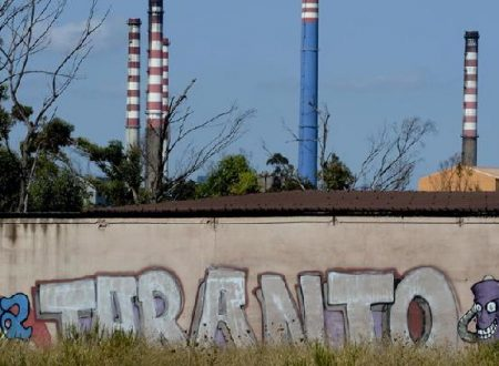 Il lavoro a Taranto per Alessandro Leogrande